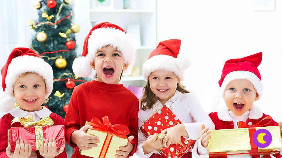 Подарок на новый год ребенку в детский сад