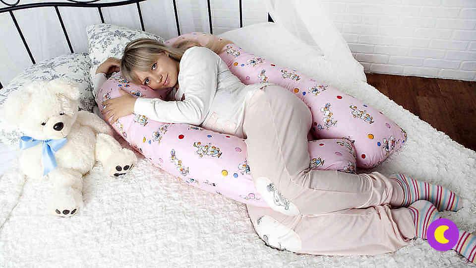 Позиционная терапия для беременных 78