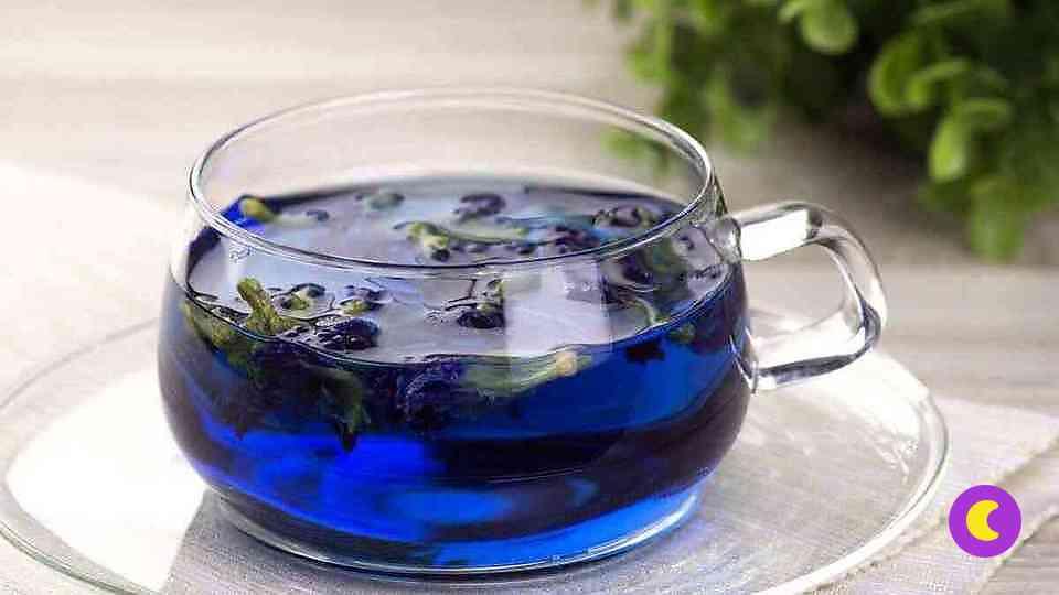 синий чай для похудения чанг шу